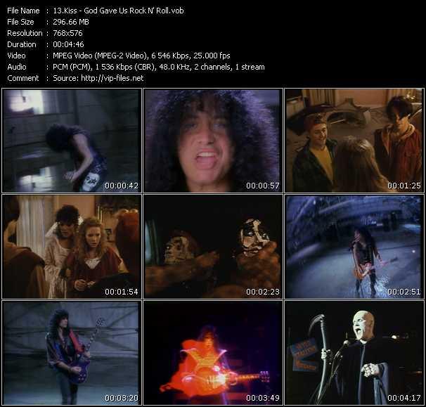 Kiss - God Gave Us Rock N' Roll