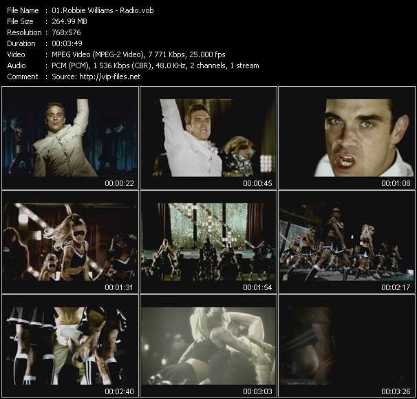 Robbie Williams - Radio
