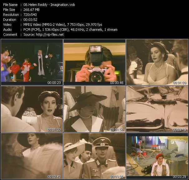 Helen Reddy - Imagination