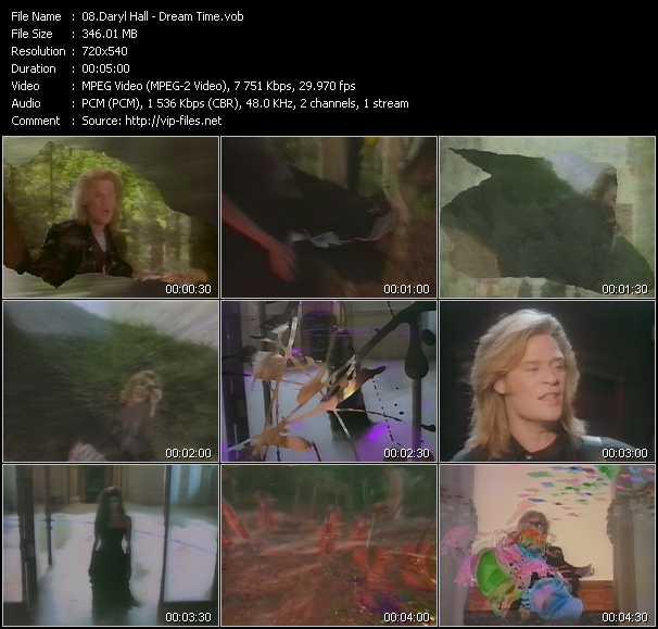 Daryl Hall - Dream Time