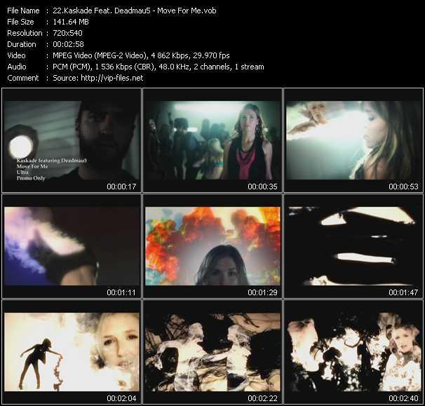 Kaskade Feat. Deadmau5 - Move For Me
