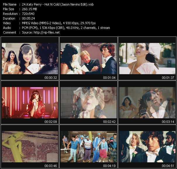 Katy Perry - Hot N Cold (Jason Nevins Edit)