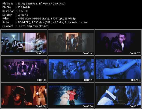Jay Sean Feat. Lil' Wayne - Down