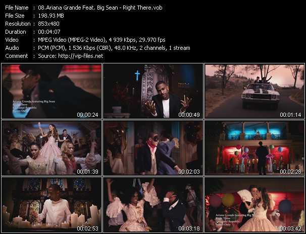Ariana Grande Feat. Big Sean - Right There