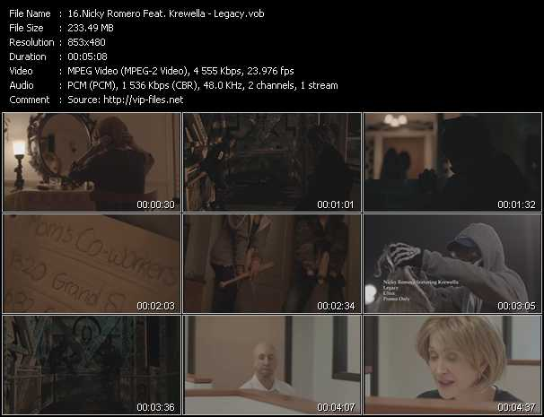 Nicky Romero Feat. Krewella - Legacy