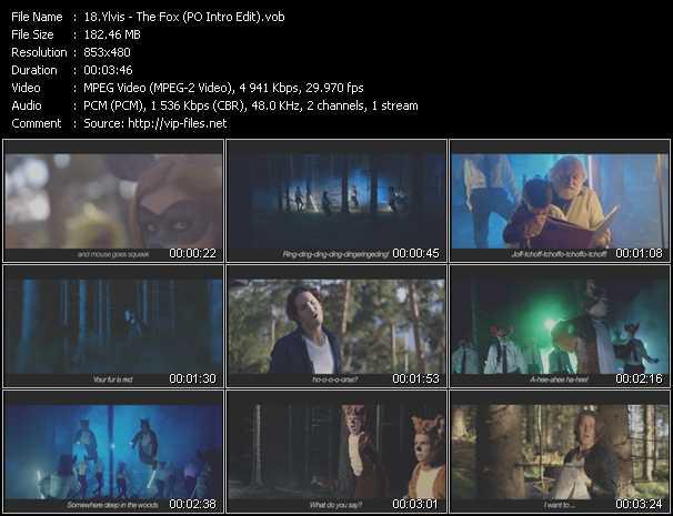 Ylvis - The Fox (PO Intro Edit)