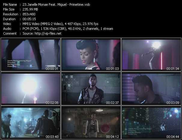 Janelle Monae Feat. Miguel - Primetime