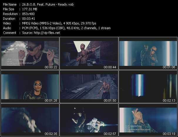 B.O.B. Feat. Future - Ready