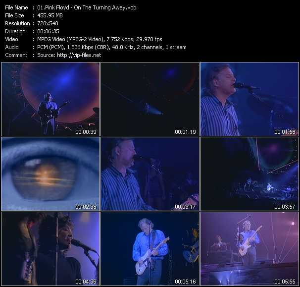 Pink Floyd - On The Turning Away