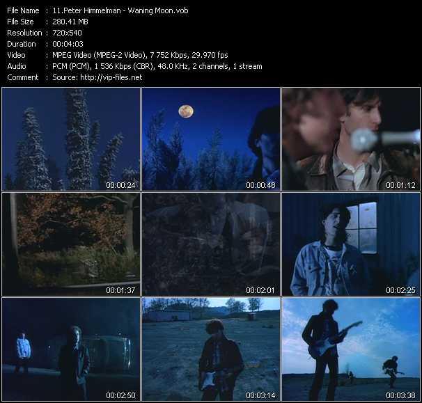 Peter Himmelman - Waning Moon