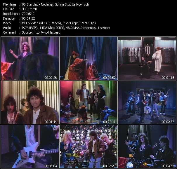 Starship (Jefferson Starship) - Nothing's Gonna Stop Us Now