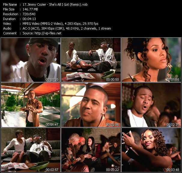 Jimmy Cozier - She's All I Got (Remix)