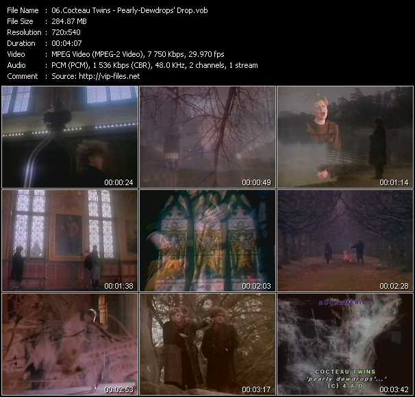 Cocteau Twins - Pearly-Dewdrops' Drop