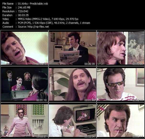 Kinks - Predictable