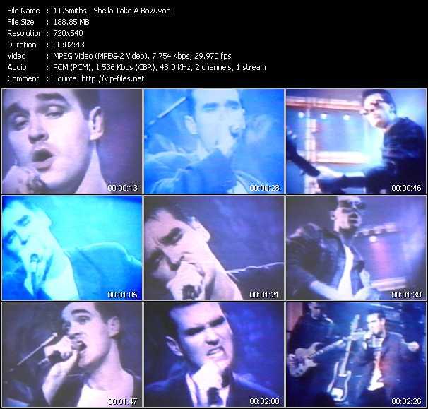 Smiths - Sheila Take A Bow