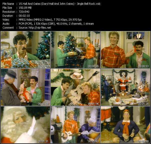 Hall And Oates (Daryl Hall And John Oates) - Jingle Bell Rock