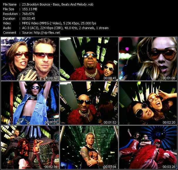 Brooklyn Bounce - Bass, Beats And Melody