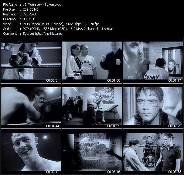 Morrissey - Boxers