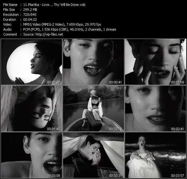 Martika - Love... Thy Will Be Done