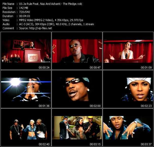 Ja Rule Feat. Nas And Ashanti - The Pledge