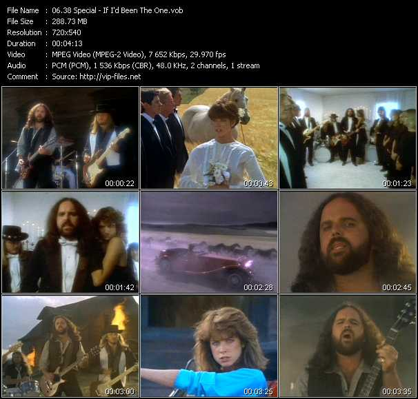 38 Special - If I'd Been The One