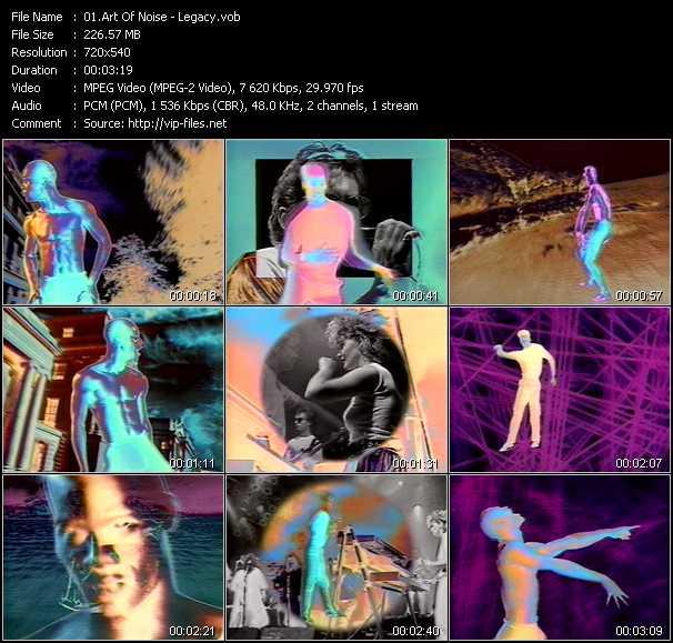 Art Of Noise - Legacy
