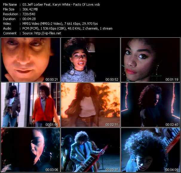 Jeff Lorber Feat. Karyn White - Facts Of Love