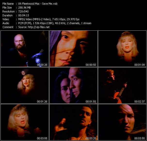 Fleetwood Mac - Save Me
