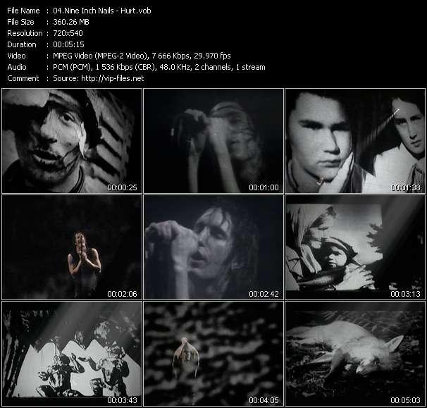 Nine Inch Nails - Hurt
