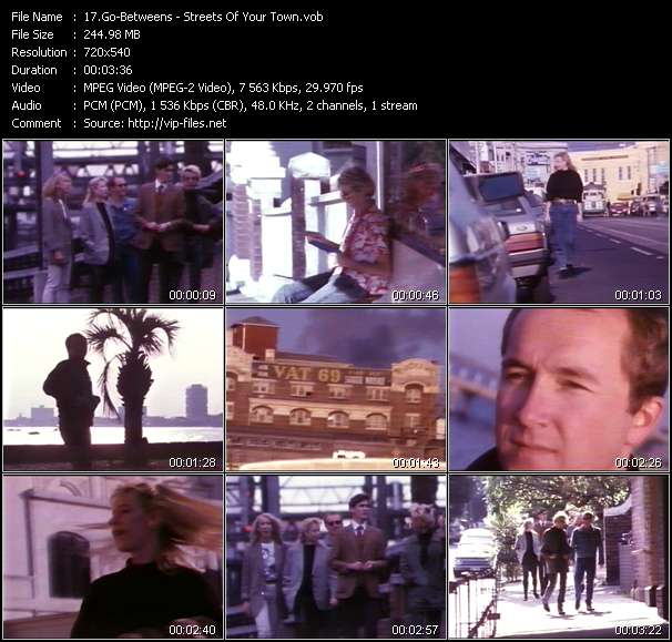 Go-Betweens - Streets Of Your Town