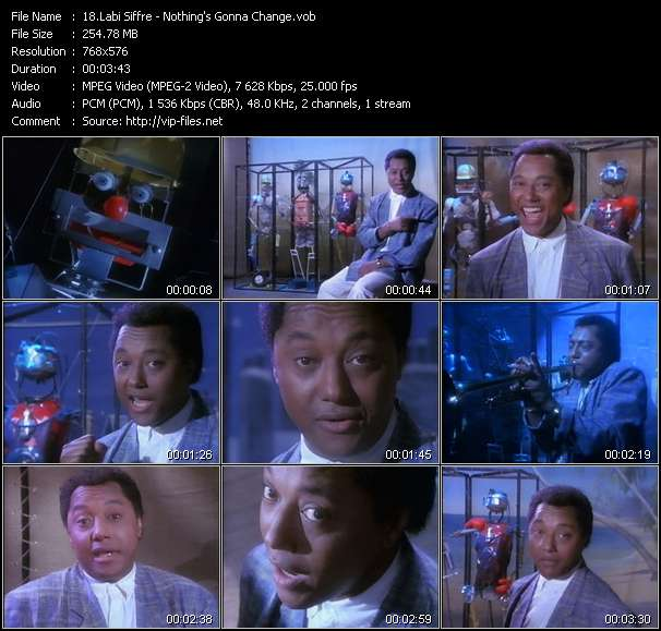 Labi Siffre - Nothing's Gonna Change