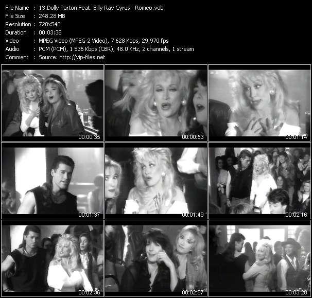 Dolly Parton Feat. Billy Ray Cyrus - Romeo