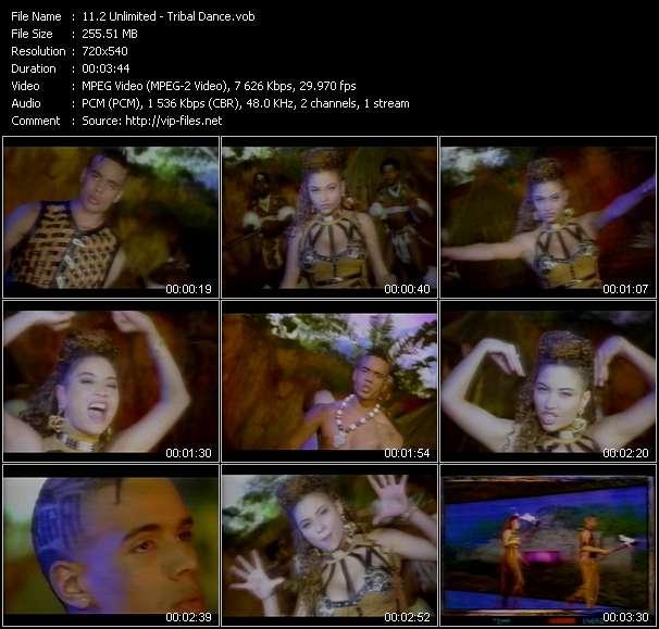 2 Unlimited - Tribal Dance