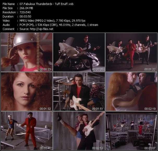 Fabulous Thunderbirds - Tuff Enuff