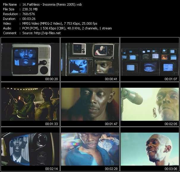 Faithless - Insomnia (Remix 2005)