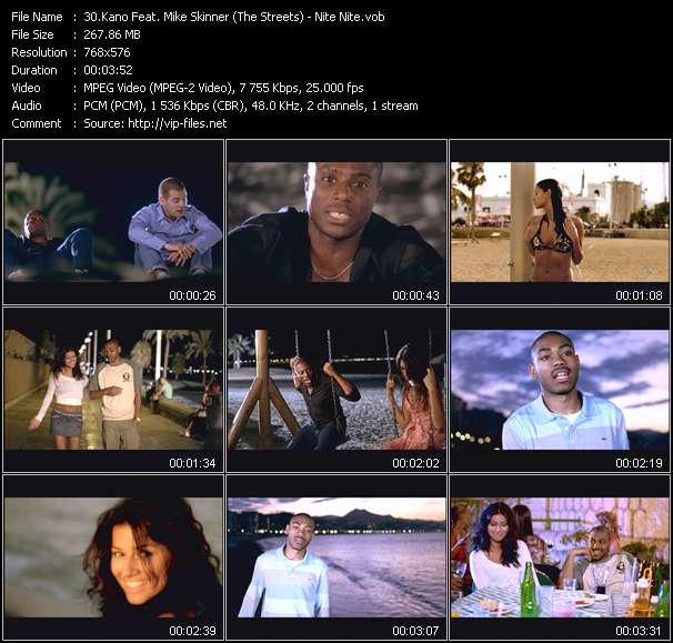 Kano Feat. Mike Skinner (The Streets) - Nite Nite