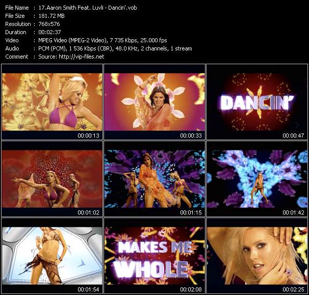 Aaron Smith Feat. Luvli - Dancin'