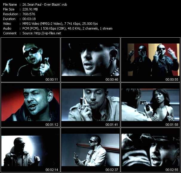 Sean Paul - Ever Blazin'