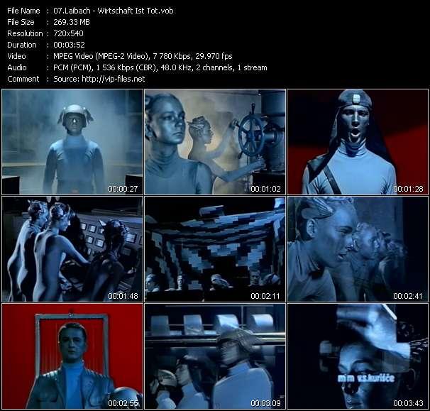 Laibach - Wirtschaft Ist Tot