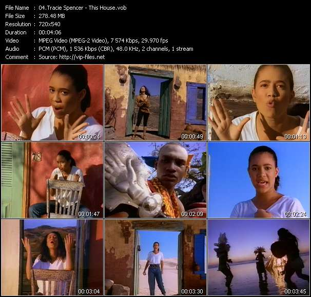 Tracie Spencer - This House