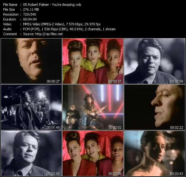 Robert Palmer - You're Amazing