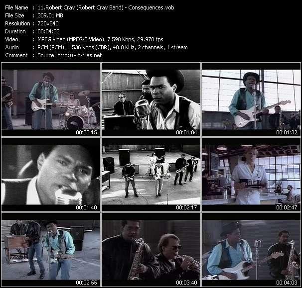 Robert Cray (Robert Cray Band) - Consequences