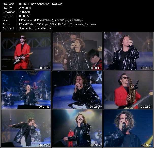 Inxs - New Sensation (Live)