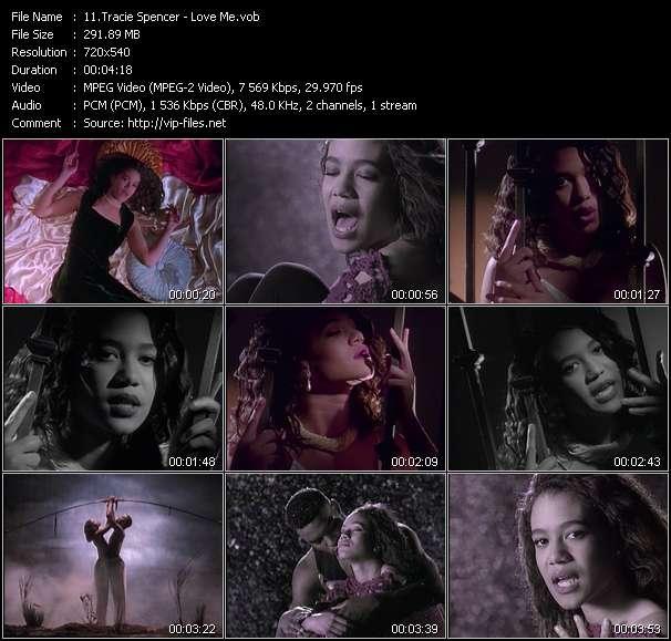 Tracie Spencer - Love Me