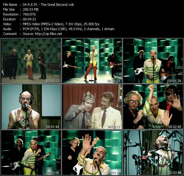 R.E.M. - The Great Beyond