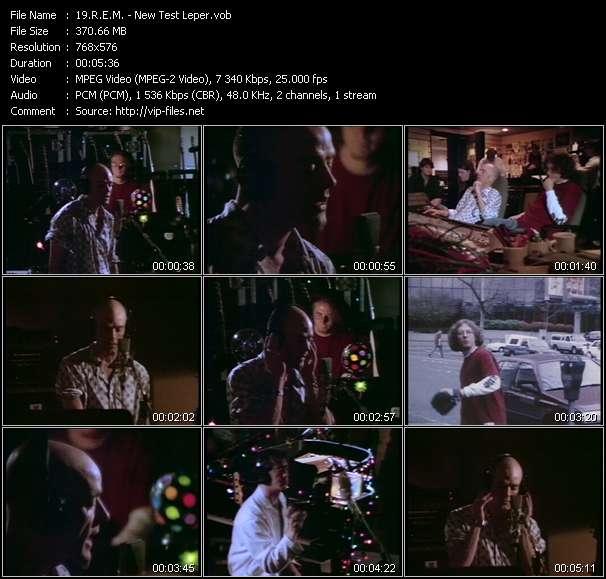 R.E.M. - New Test Leper