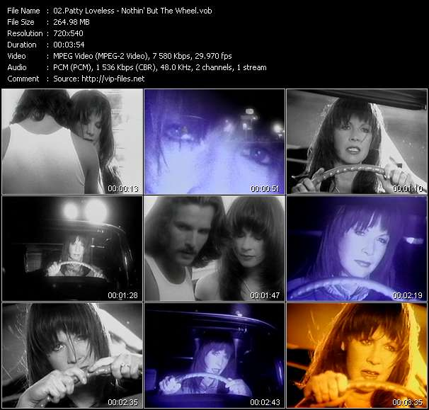 Patty Loveless - Nothin' But The Wheel