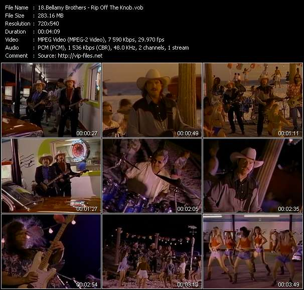 Bellamy Brothers - Rip Off The Knob