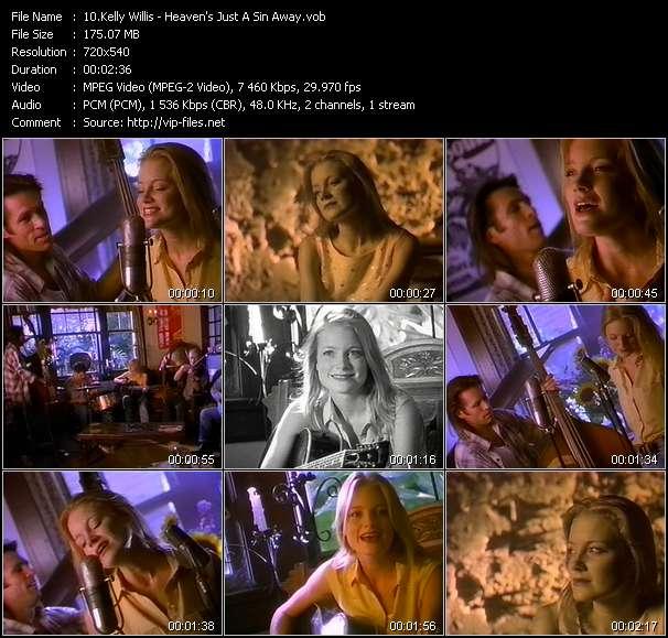 Kelly Willis - Heaven's Just A Sin Away
