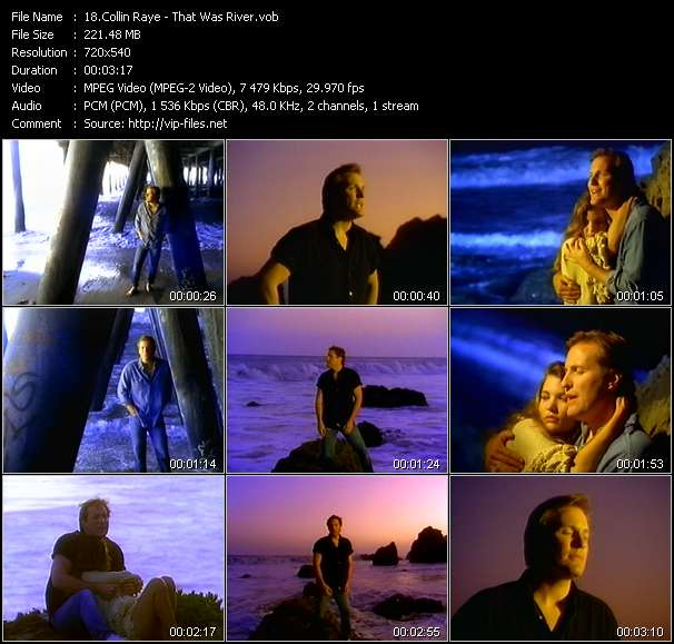 Collin Raye - That Was River
